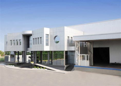 New Exfrut SA headquarters